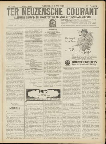 Ter Neuzensche Courant. Algemeen Nieuws- en Advertentieblad voor Zeeuwsch-Vlaanderen / Neuzensche Courant ... (idem) / (Algemeen) nieuws en advertentieblad voor Zeeuwsch-Vlaanderen 1939-05-31