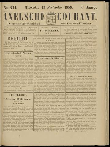 Axelsche Courant 1888-09-19