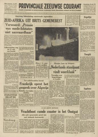 Provinciale Zeeuwse Courant 1961-03-16