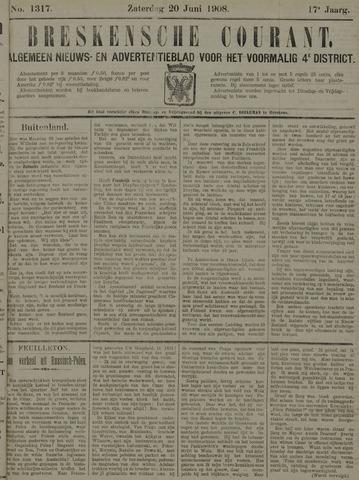 Breskensche Courant 1908-06-20