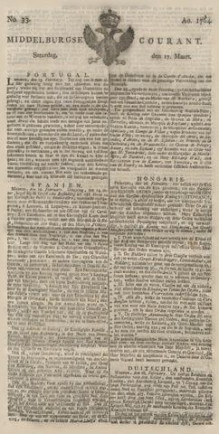 Middelburgsche Courant 1764-03-17