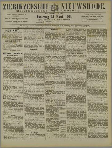 Zierikzeesche Nieuwsbode 1904-03-31
