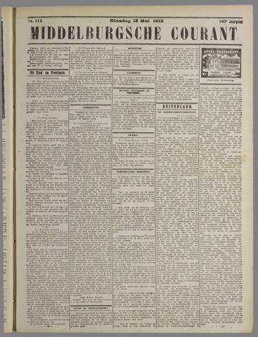 Middelburgsche Courant 1919-05-13