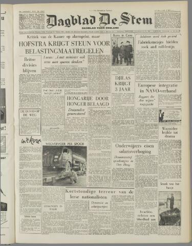 de Stem 1956-12-13