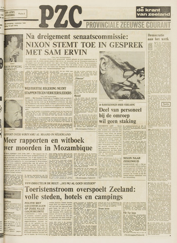 Provinciale Zeeuwse Courant 1973-07-13