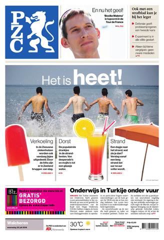 Provinciale Zeeuwse Courant 2016-07-20