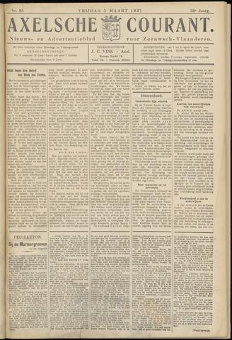 Axelsche Courant 1937-03-05
