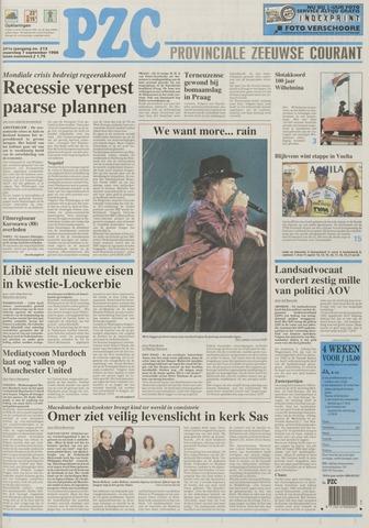 Provinciale Zeeuwse Courant 1998-09-07