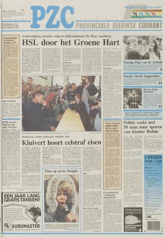 Provinciale Zeeuwse Courant 1996-05-02