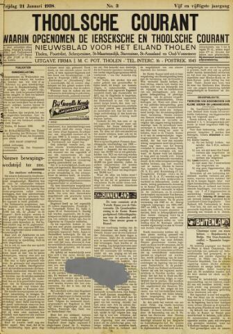 Ierseksche en Thoolsche Courant 1938-01-21