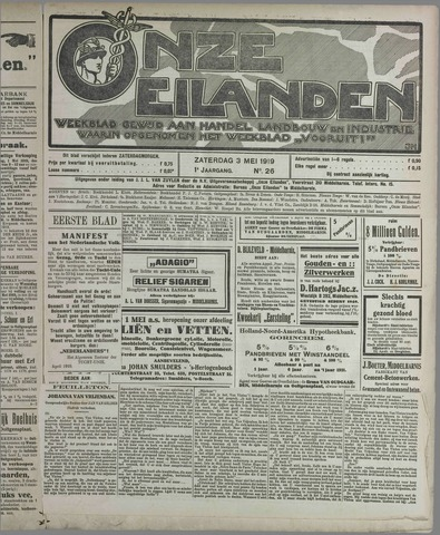 Onze Eilanden 1919-05-03