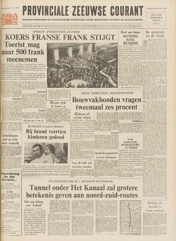 Provinciale Zeeuwse Courant 1968-11-26
