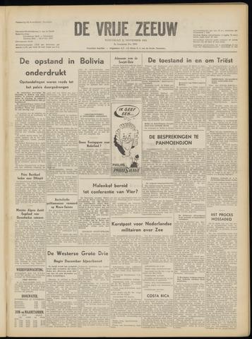 de Vrije Zeeuw 1953-11-11