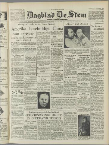 de Stem 1950-11-29