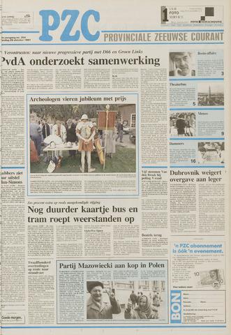 Provinciale Zeeuwse Courant 1991-10-28