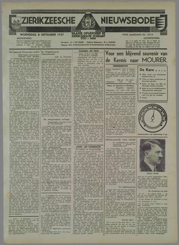 Zierikzeesche Nieuwsbode 1937-09-08