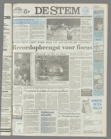 de Stem 1986-08-09