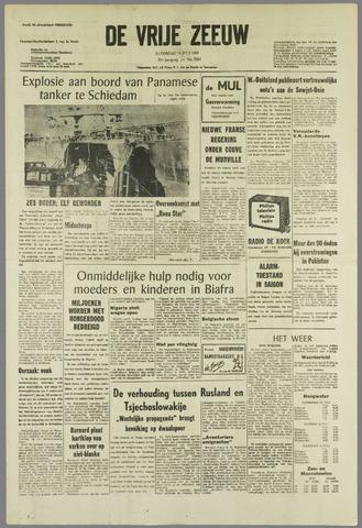 de Vrije Zeeuw 1968-07-13