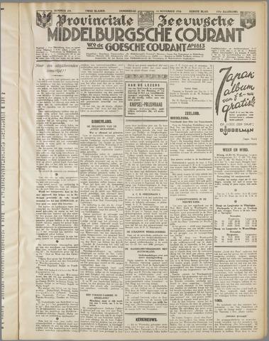 Middelburgsche Courant 1934-11-15