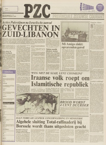 Provinciale Zeeuwse Courant 1979-01-20