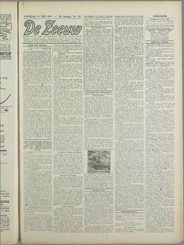 De Zeeuw. Christelijk-historisch nieuwsblad voor Zeeland 1943-07-31