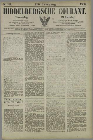Middelburgsche Courant 1883-10-24