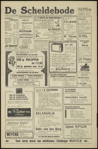 Scheldebode 1961-08-17