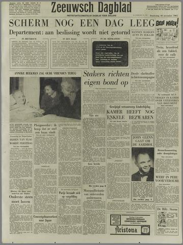 Zeeuwsch Dagblad 1961-11-30