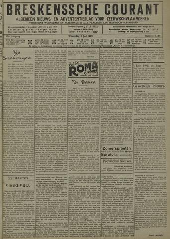 Breskensche Courant 1929-06-05