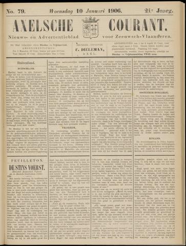 Axelsche Courant 1906-01-10