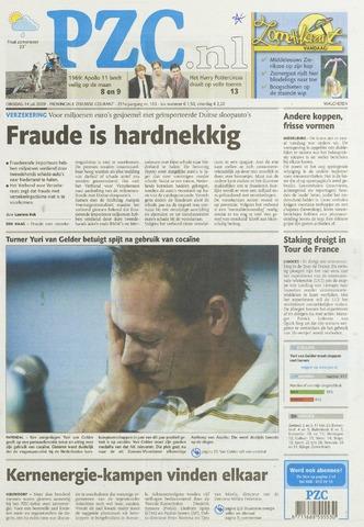 Provinciale Zeeuwse Courant 2009-07-14
