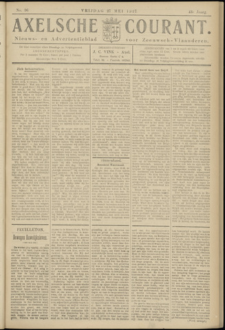 Axelsche Courant 1927-05-27