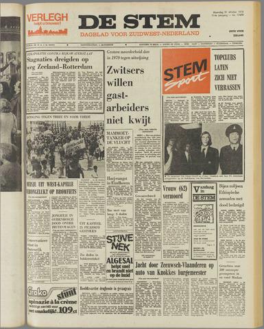 de Stem 1974-10-21