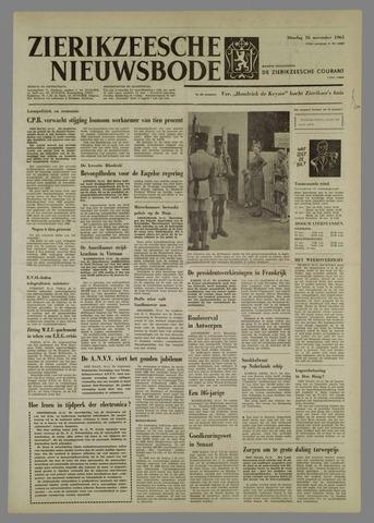 Zierikzeesche Nieuwsbode 1965-11-16
