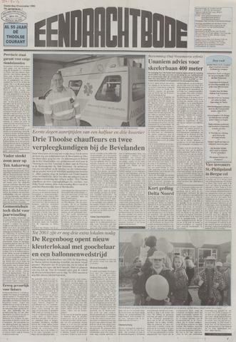 Eendrachtbode (1945-heden)/Mededeelingenblad voor het eiland Tholen (1944/45) 1999-11-18