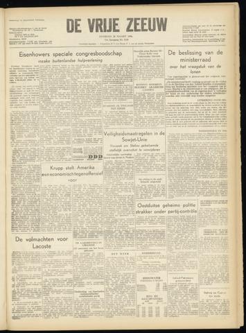 de Vrije Zeeuw 1956-03-20