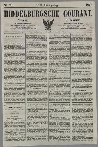Middelburgsche Courant 1877-02-09