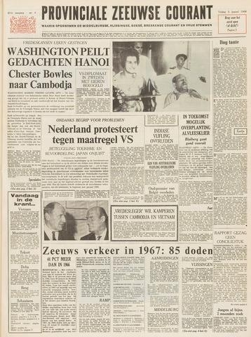 Provinciale Zeeuwse Courant 1968-01-05