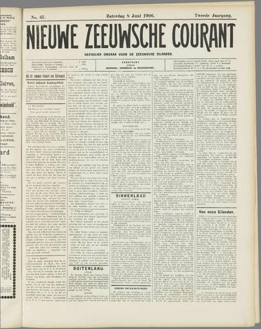 Nieuwe Zeeuwsche Courant 1906-06-08