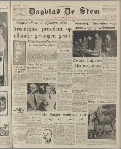 de Stem 1962-03-30