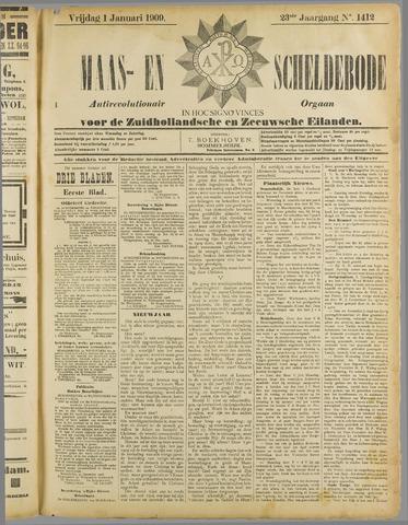 Maas- en Scheldebode 1909