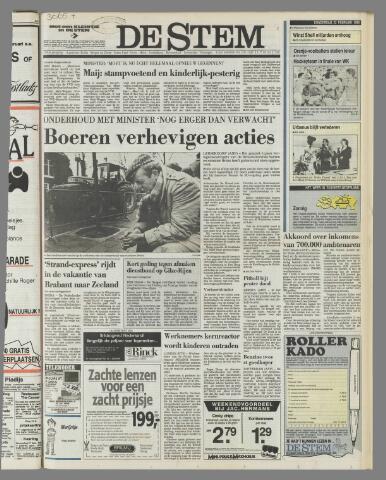 de Stem 1990-02-22