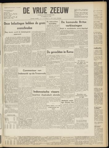de Vrije Zeeuw 1951-09-25