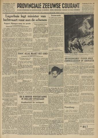 Provinciale Zeeuwse Courant 1949-11-24