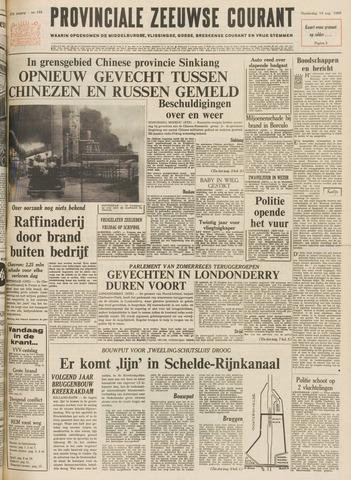 Provinciale Zeeuwse Courant 1969-08-14