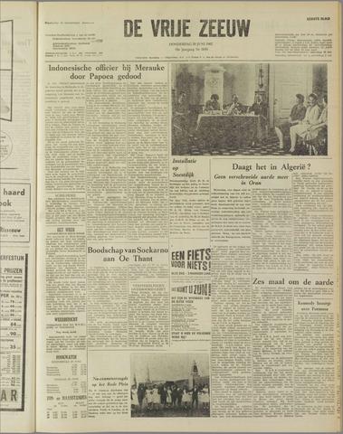 de Vrije Zeeuw 1962-06-28