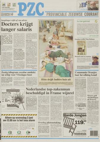 Provinciale Zeeuwse Courant 1998-06-03
