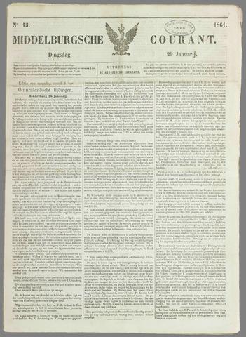 Middelburgsche Courant 1861-01-29