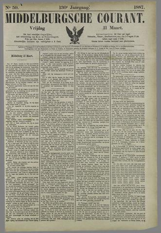 Middelburgsche Courant 1887-03-11