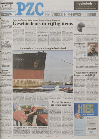 Provinciale Zeeuwse Courant 2006-10-17